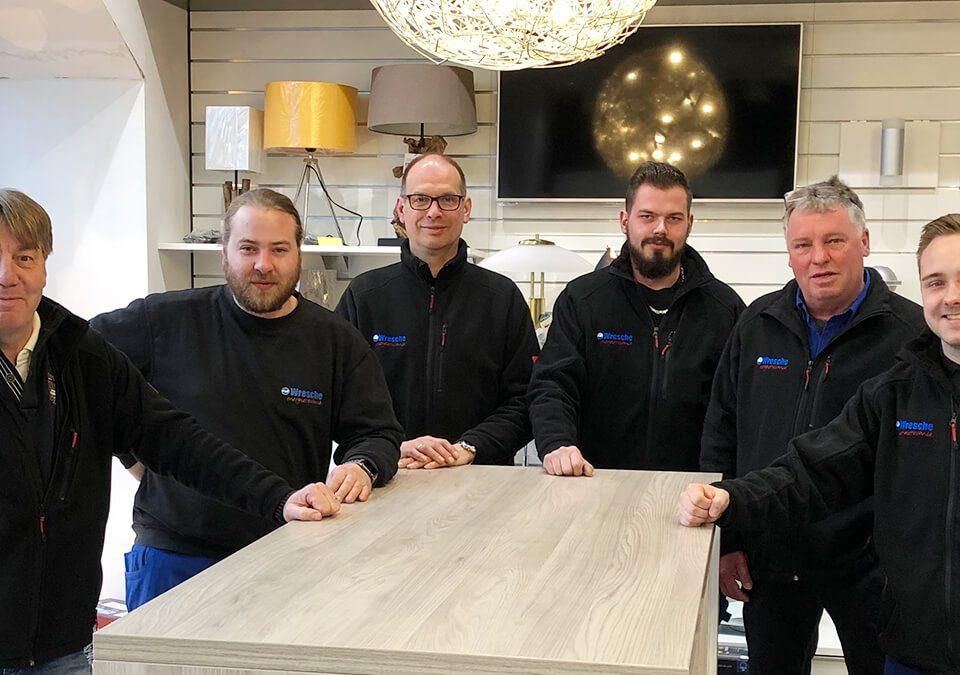 Wresche-Team-vier-neue-Mitarbeiter_2019-03-12